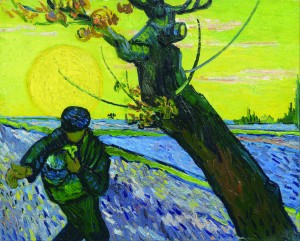 「씨 뿌리는 사람」(1888)