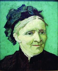 「화가 어머니의 초상」(1888)