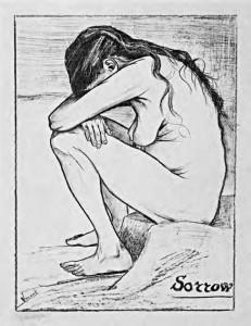 「비애」(1882)
