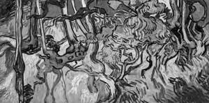 「나무뿌리」(1890)
